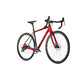 VOTEC VRX Elite cyclocross, rood/zwart